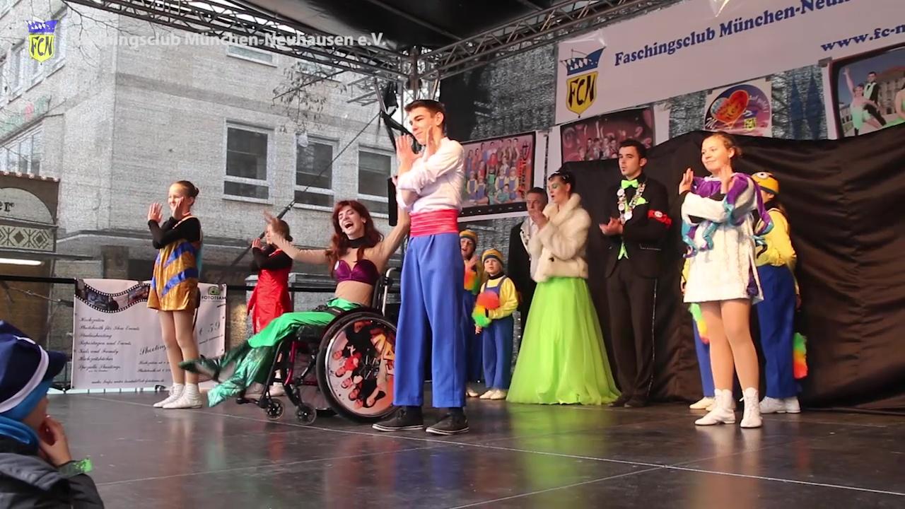 Jugendshow am RKP